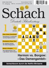 Einzelheft Schach 2021