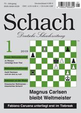 Jahresabonnement Schach